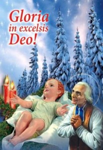 Nr 34: Gloria in excelsis Deo!